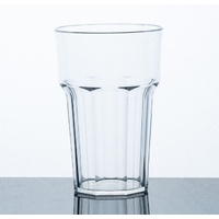 Plastic Tumbler - Polycarbonate 350mL x 12 Glasses