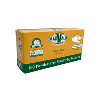 Powder Free Disposable Vinyl Gloves