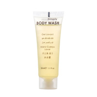 Guest Body Wash / Shower Gel Tube 30mL x 300