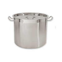 Stainless Steel Stock Pot 7L / 9L / 14L / 20L