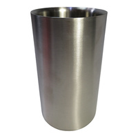 Insulated Wine Cooler Stainless Steel (Each)