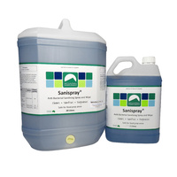 Sanispray and Wipe 20 Litres