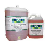 Lemongrass Disinfectant 5L / 20L