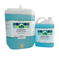Crystal Clear Window Cleaner 5L / 20L