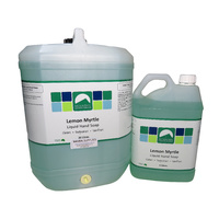 Lemon Myrtle Liquid Hand Soap 20 Litres