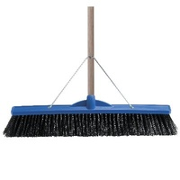 600mm Extra Stiff Poly Jumbo Broom