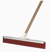 450mm Aluminium Floor Squeegee with handle