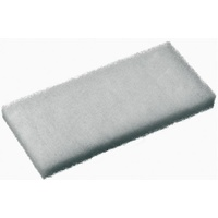 Eager Beaver Pads - White (Soft) Box of 10