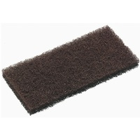 Eager Beaver Pads - Brown (Abrasive) Box of 10