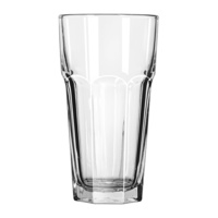 Large Milkshake Glasses| Gibraltar 651mL x 12 Glasses