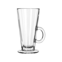 Latte Glass | Tapered 244mL x 12 Glasses