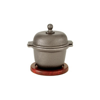 Prawn Pot Cast Iron