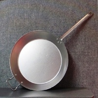 Black Iron - Carbon Steel Frying Pan 25cm
