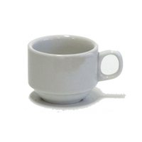 Tea Cup 220mL Porcelain