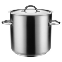 Large Stainless Stock Pot 34L / 72L