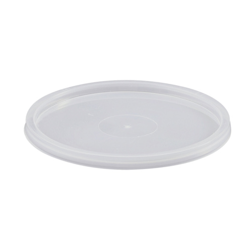 Small Round Takeaway Container Lids 4oz (110mL)