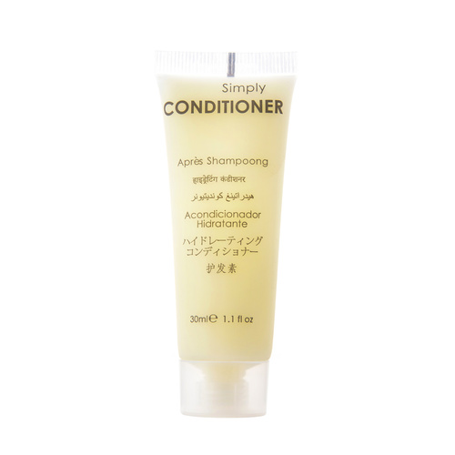 Hotel Guest Conditioner Tube 30mL x 300 Ecofresh