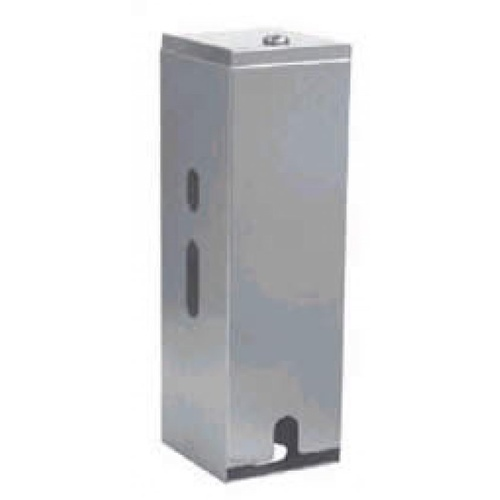 Triple Toilet Roll Dispensers Stainless