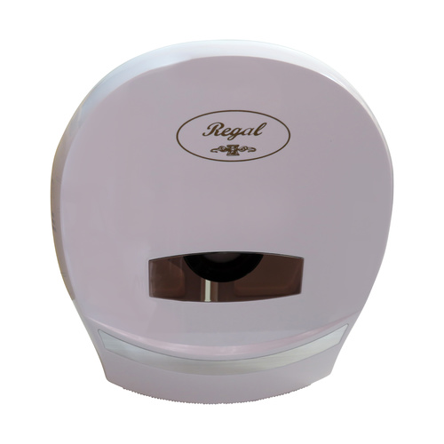 Jumbo Toilet Roll Dispenser - Plastic