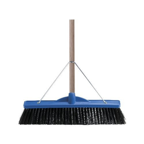 450mm Extra Stiff Poly Jumbo Broom