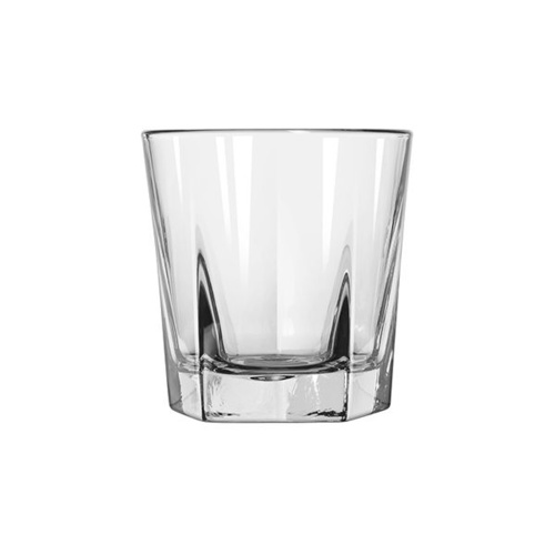 Inverness Double Old Fashioned 370mL x 12 Glasses