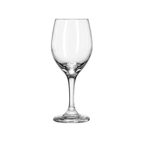 Perception Tall Wine Glass 414mL x 12 Glasses