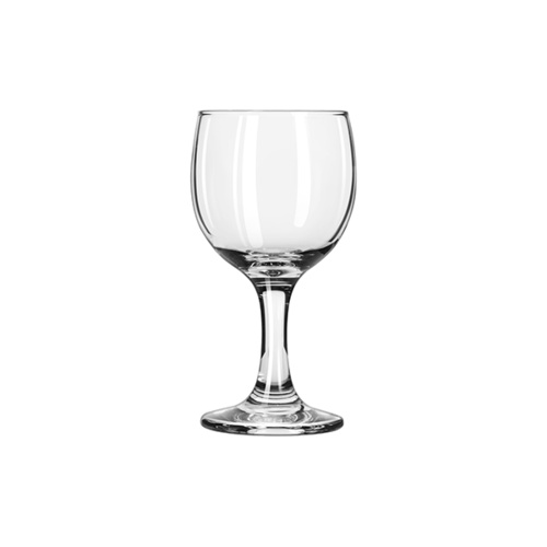 Embassy Round Wine Glass 192mL x 24 Glasses