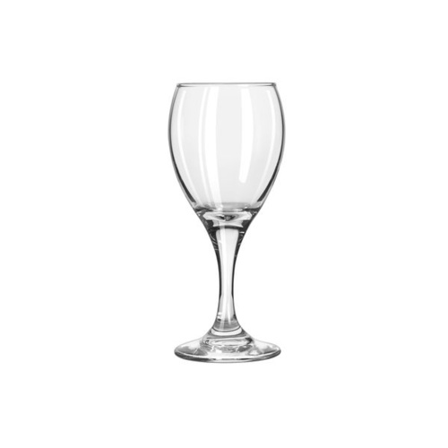 Teardrop White Wine Glass 192mL x 12 Glasses