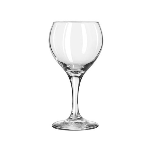 Teardrop Red Wine Glass 192mL x 12 Glasses