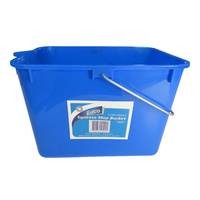 Squeeze Mop Rectangle Bucket 11L