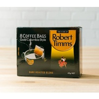 Robert Timms Gold Colombia Coffee Bags