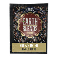 Earth Blend Coffee 1000 Sachets FREEZE DRIED