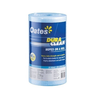 Kitchen Cloth Wipes Blue Single Roll