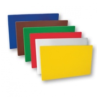 Cutting Boards Colour Coded 51 x 38cm