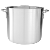 Aluminium Stock Pot 24 Litre