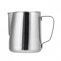 Stainless Steel Milk Frothing Jug 0.6L / 1L / 1.5L