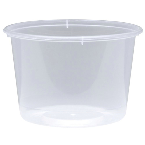 Round Takeaway Containers 850mL Box of 500