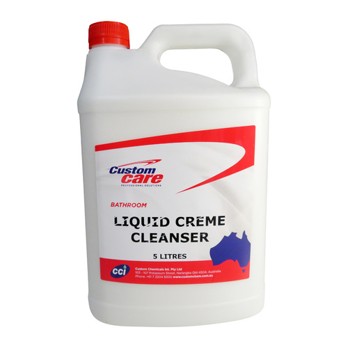 Liquid Cream Cleanser 5L