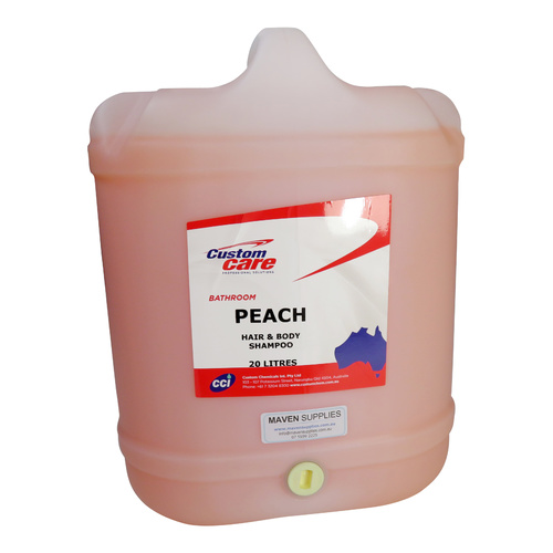 Shampoo & Body Wash Peach 20L