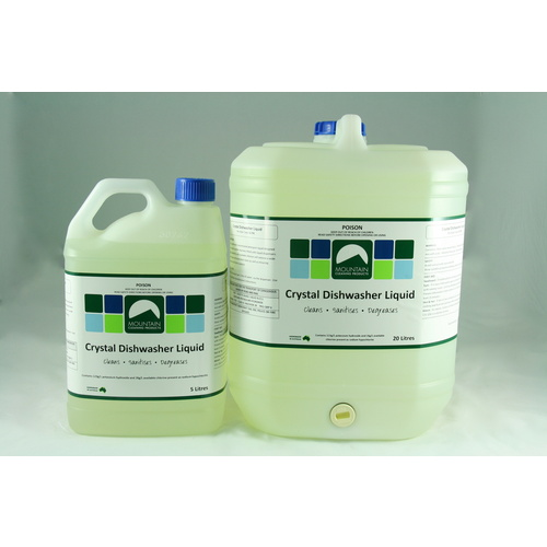 Machine Dishwash Liquid 20 Litres