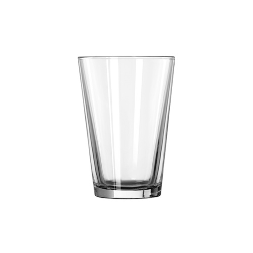 Restaurant Basics Hi-Ball Glass 266mL x 12 Glasses