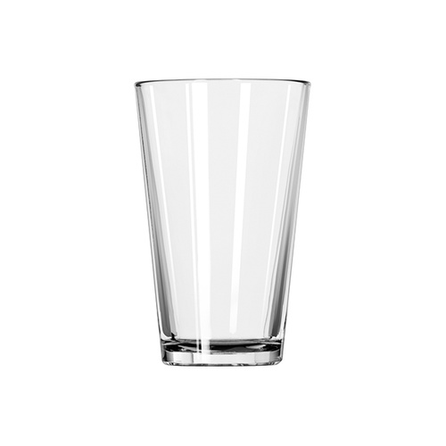 Restaurant Basics Beverage Glass 355mL x 12 Glasses