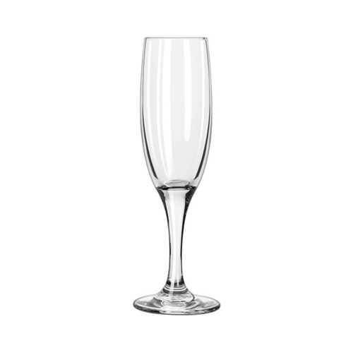 Embassy Champagne Flute 133mL x 12 Flutes
