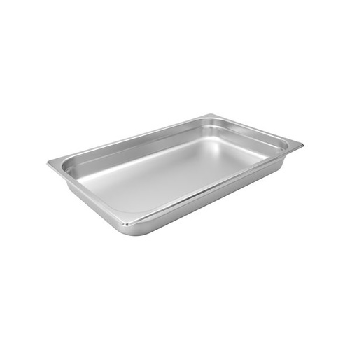 Bain Marie Trays 1/1 Full x 65mm Deep (Box of 6)