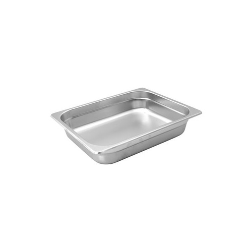 Bain Marie Trays Half 65mm Deep (Box of 12)